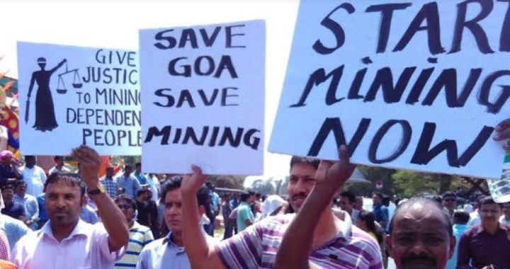 AS HM SHAH & CM SAWANT DECLINES APPOINTMENT, MINING PEOPLE'S FRONT TO HOLD CRUCIAL MEETING ON 27TH AUG AT USGAO
