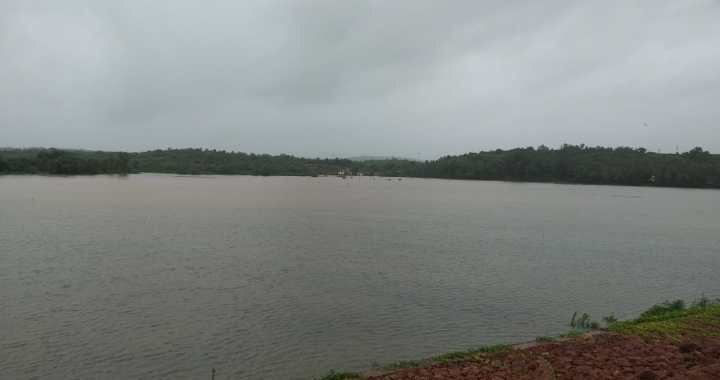 GOA HIGH ALERT: ALL GATES OF TILLARI DAM OPENED. MAHA GOVT REQUEST CENTER TO DEPLOY NDRF ALONG RIVER CHAPORA AND SAL