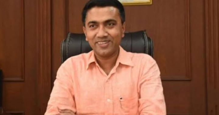 GOA COVID19: GERMANY, RUSSIA, EUROPE, UK TO AIRLIFT ITS STRANDERED TOURIST FROM GOA : DR. SAWANT, GOA CM