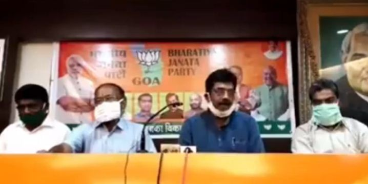GOA BOARD WILL TAKE FULL RESPONSIBILITY IF PANDEMIC OUTBURSTS AMONGST STUDENTS WHILE CONDUCTING SSC EXAMS : GOA BJP