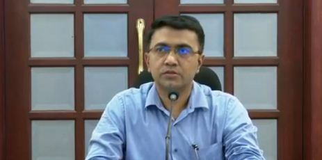GOVT UNCERTAIN RESUMING SCHOOLS IN GOA. REGULAR CLASSES FOR SSC AND HSSC MIGHT COMMENCE FROM NEXT MONTH: DR. SAWANT, GOA – CM