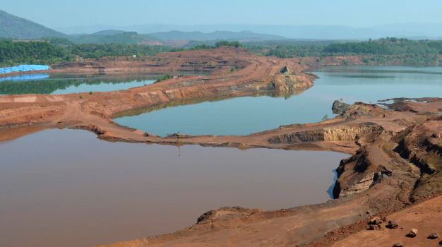 GOA GOVT TO REVIEW MINING PIT WATER PUMPING DIRECTIVES
