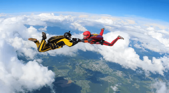 SKY DIVING IN QUITOL (SOUTH GOA) FROM OCTOBER 2020 : GOA TOURISM DEPARTMENT