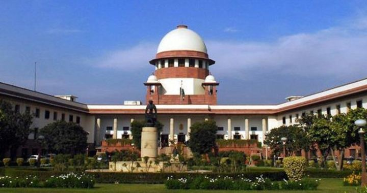 GOA MINING MATTER DELETED FROM TODAY'S SUPREME COURT LISTING