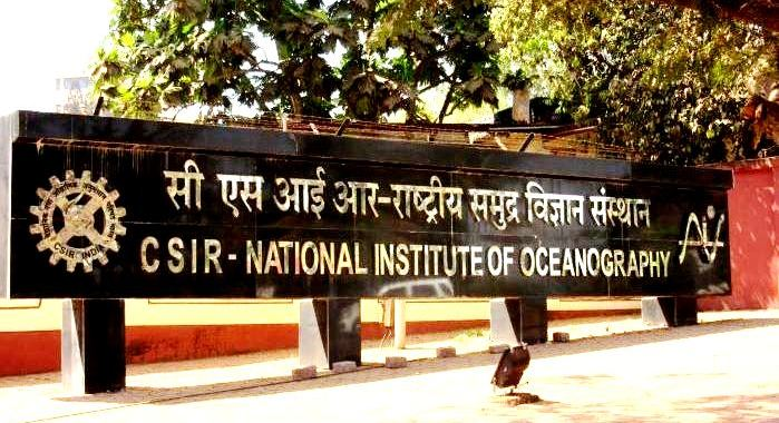INDIAN NAVY AND NIO-GOA SIGNS MOU FOR INSTITUTIONAL LINKAGES AND EXPERTISE IN OCEANOGRAPHY