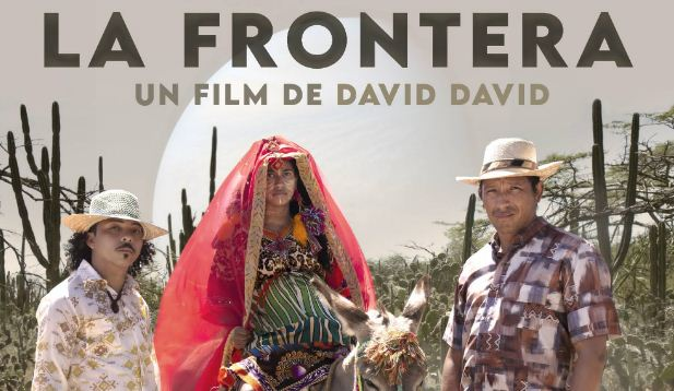 THE BORDER WAS MY ANSWER TO THE LACK OF HUMAN CONNECTIONS IN A GLOBALIZED WORLD: DIRECTOR DAVID DAVID