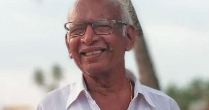 FATHER OF CONGRESS PRESIDENT, GIRESH CHODANKAR PASSED AWAY EARLIER THIS DAY