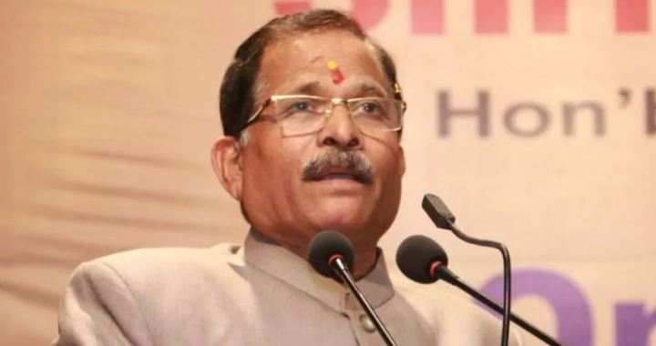 INDIAN DEFENCE MINISTER OF STATE, SHRIPAD NAIK TO BE DISCHARGED FROM GMC ON 24TH FEBRUARY