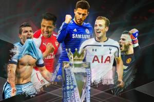 86 Stars Out-Of-Contract End Of PL Season