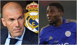 Wilfred Ndidi Zidane's Favourite