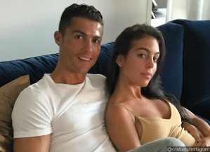 Ronaldo's Partner Georgina Fresh Pregnancy