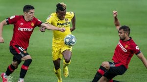 Chukwueze Man Of The Match Villarreal's Win Against Mallorca