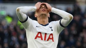Alli BANNED Tottenham's First Match