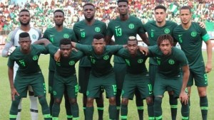 Latest FIFA Ranking Super Eagles