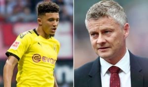 Man United Signing Of Jadon Sancho
