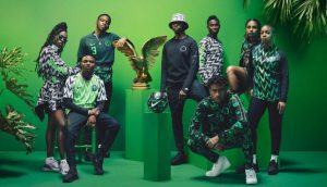 Super Eagles World Cup Jersey