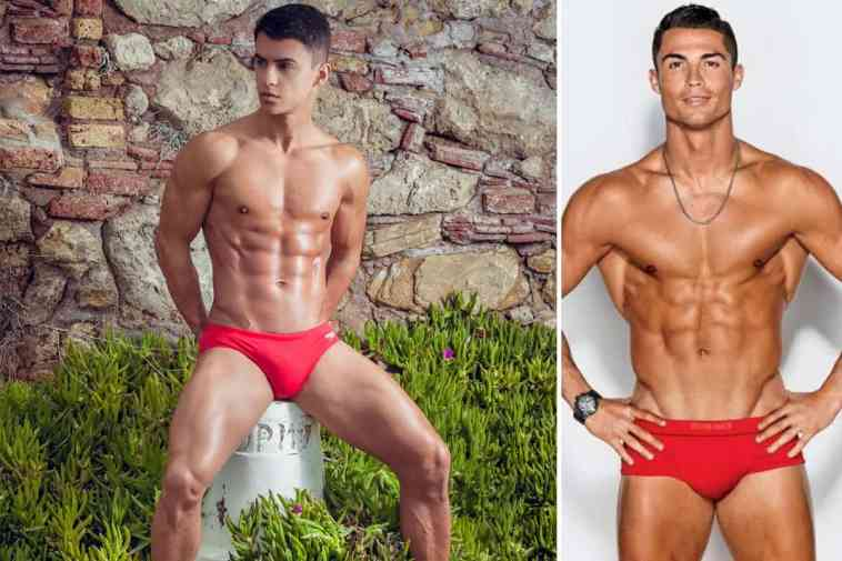 Cristiano Ronaldo Lookalike Model Offered Role In P0rn Film   GoalBall