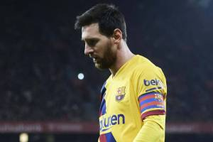 Messi Cancel Renewal Of Barca Contract