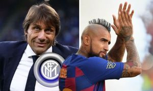 Arturo Vidal Completed Move To Inter