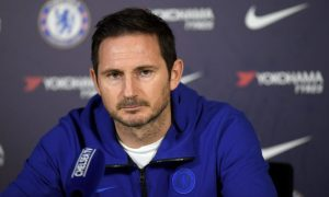 Lampard Names Eighth Summer Signing