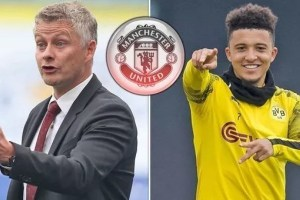 Man Utd Agreement With Jadon Sancho