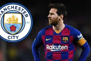 Barca Allow Messi Complete Early Man City Transfer