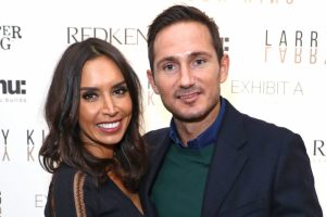 Frank Lampard's Wife Christine Banned
