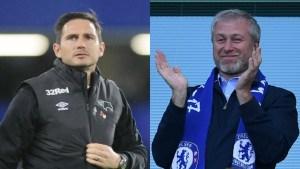 Former Chelsea Boss Help Lampard