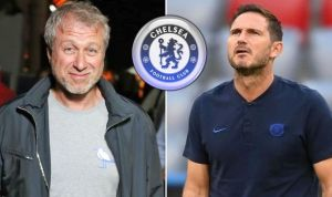 Abramovich Replacement Plan For Lampard