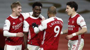 Arsenal Swoop For Patrick van Aanholt