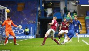 Chelsea 2-0 Burnley Tuchel First Win