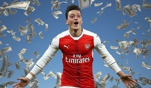 Ozil Pay Reduction Move To Fenerbahce