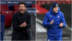 Atletico Madrid Vs Chelsea Confirmed Lineups