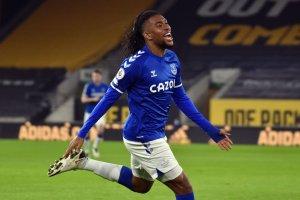 Iwobi's Goal Everton Goal Of The Month