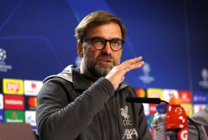 Klopp Liverpool Ahead Of Man City Clash