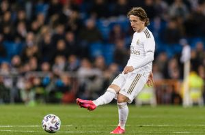 Modric Extend Time Real Madrid