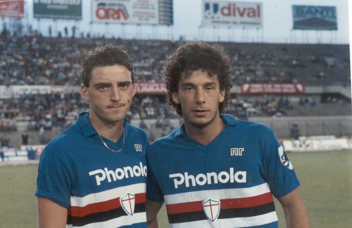 The Twins from Genoa - Mancini and Vialli | Goalden Times