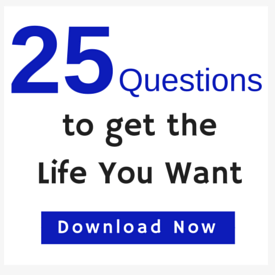 25 Questions to get the life you want from Aaron Walker a free gift from Aaron Walker