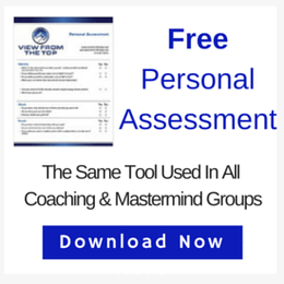 Free Personal Assessment from Aaron Walker a free gift from Aaron Walker