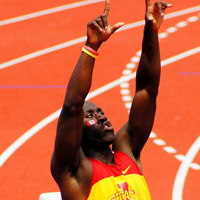 Ian Warner Olympic Athlete