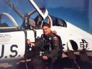 Matt Miller - airforce pilot