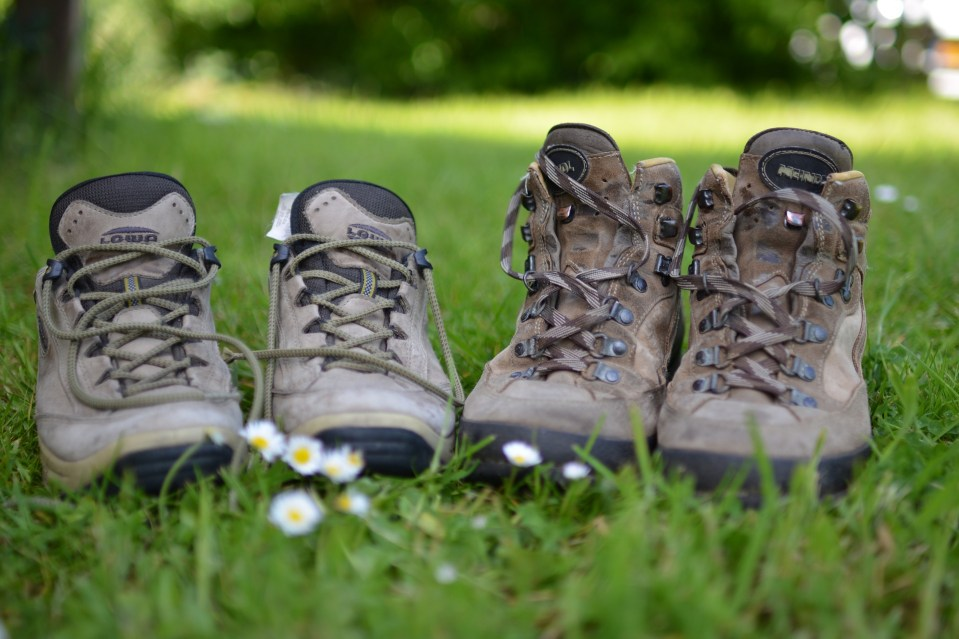 Hiking Boots vs. Trail Runners
