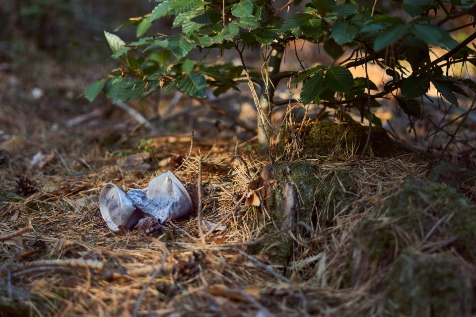 Leave No Trace - Dispose of Wasete