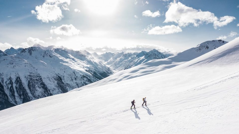 How to Hike in the winter - Hypothermia