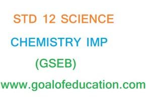 CLASS 12 CHEMISTRY IMP QUESTIONS