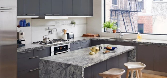 Plam Countertops To Make Your Kitchen