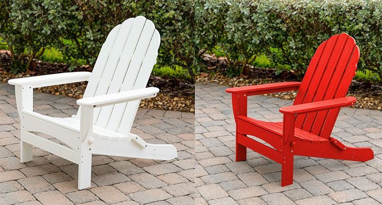 polywood adirondack chairs in costco as