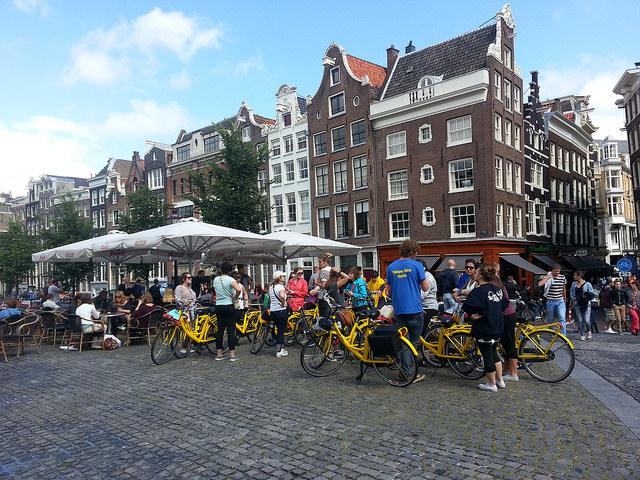 Wycieczki po Amsterdamie