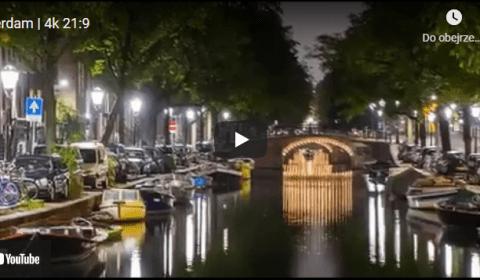Timelaps Amsterdam
