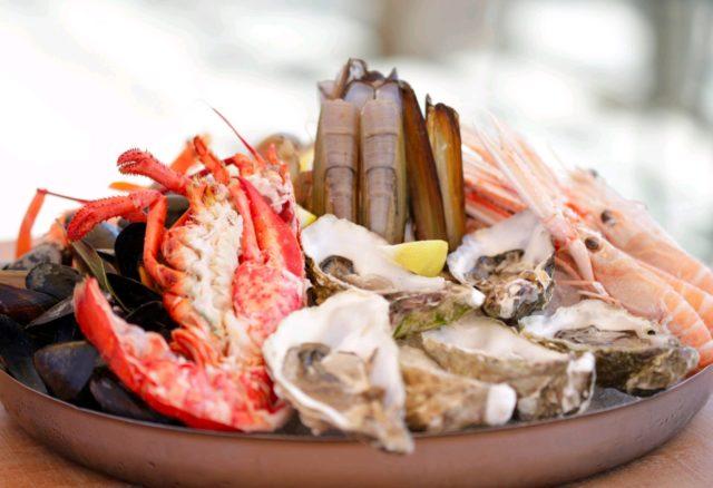 The Seafood Bar – smaki morza